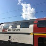 SBBの車窓から。スイス鉄道旅のススメ!