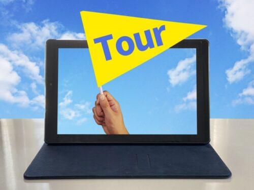 オンライン海外旅行